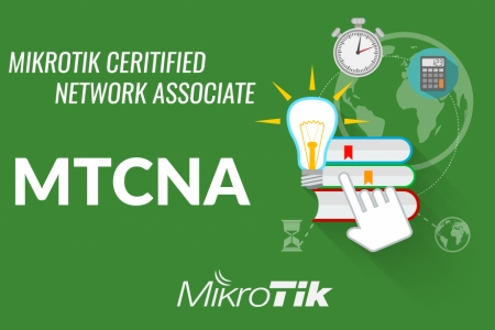 دوره آموزش میکروتیک MTCNA (MikroTik Certified Network Associate)